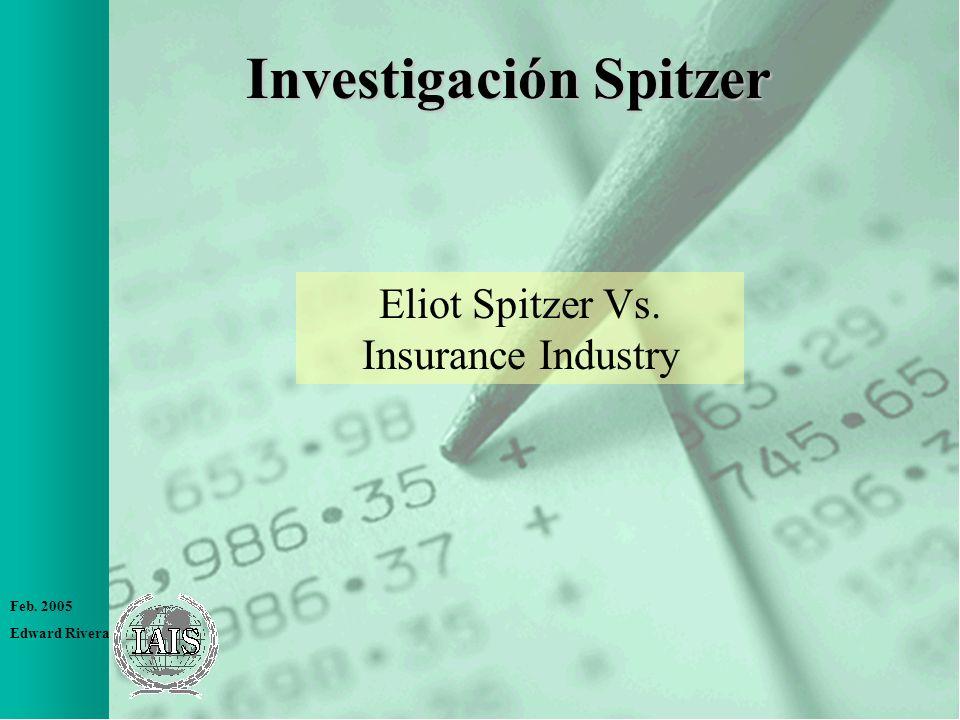 Investigación Spitzer