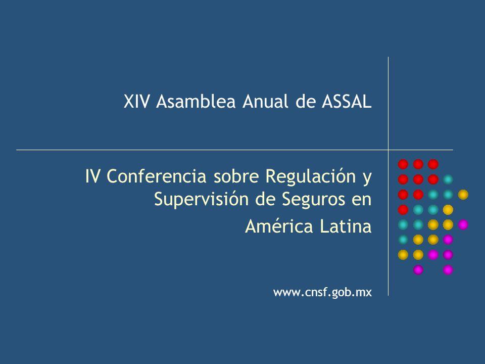 XIV Asamblea Anual de ASSAL
