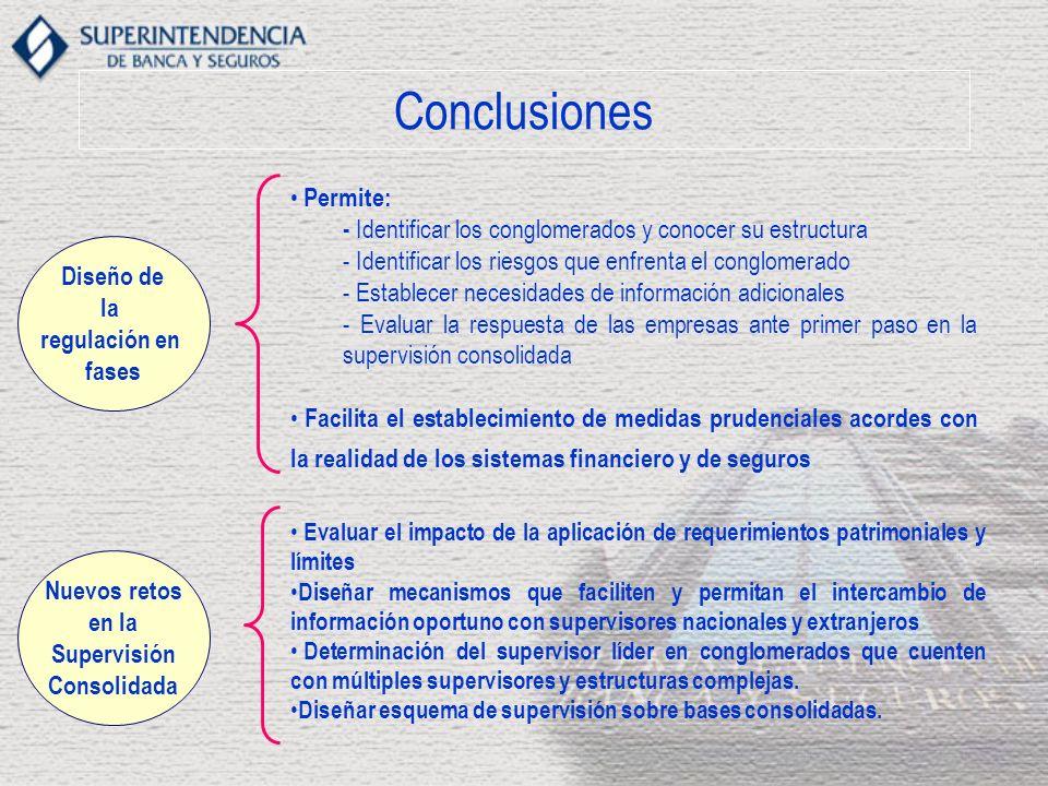 Conclusiones Permite: