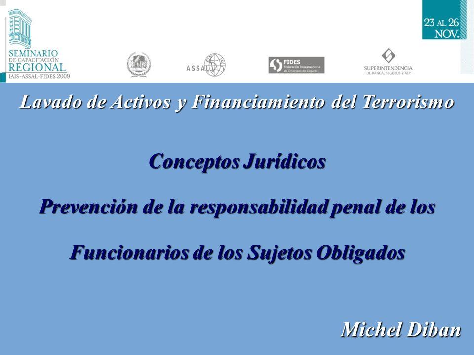 Prevención de la responsabilidad penal de los