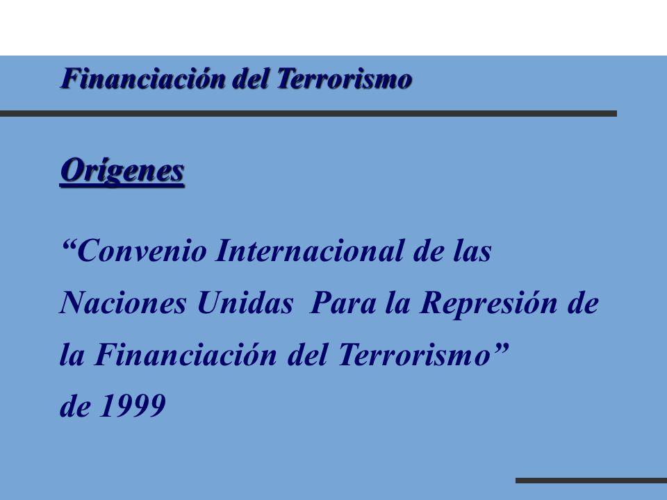Convenio Internacional de las Naciones Unidas Para la Represión de