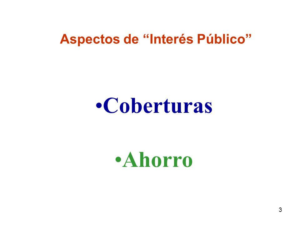Aspectos de Interés Público