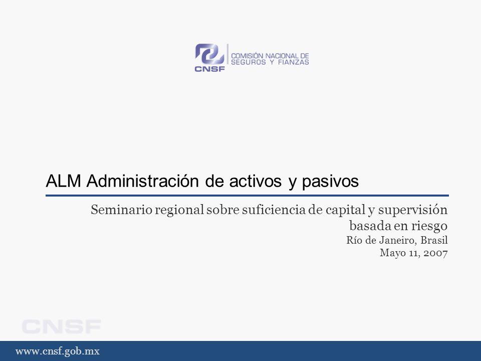 ALM Administración de activos y pasivos