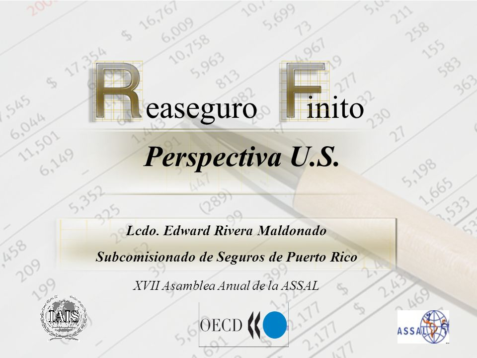 Lcdo. Edward Rivera Maldonado Subcomisionado de Seguros de Puerto Rico