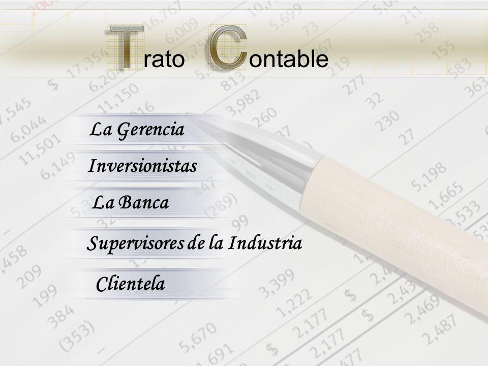 rato ontable La Gerencia Inversionistas La Banca
