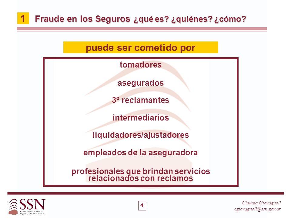 1 Fraude en los Seguros ¿qué es ¿quiénes ¿cómo puede ser cometido por. tomadores. asegurados.