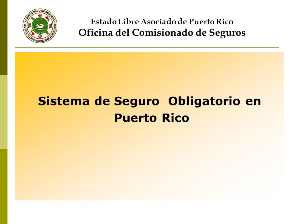 Sistema de Seguro Obligatorio en Puerto Rico
