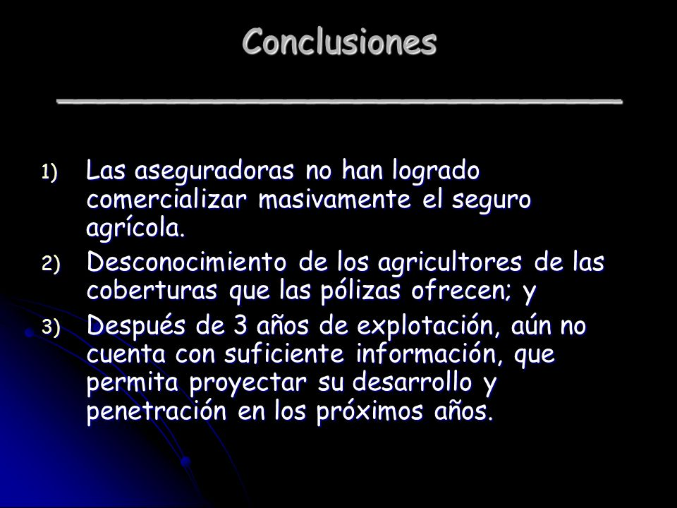 Conclusiones ________________________