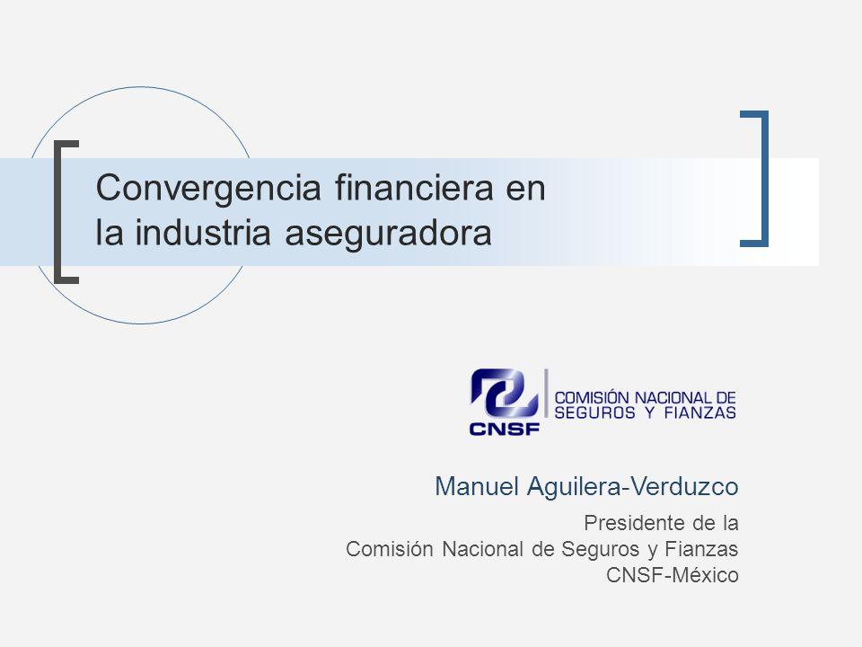 Convergencia financiera en la industria aseguradora