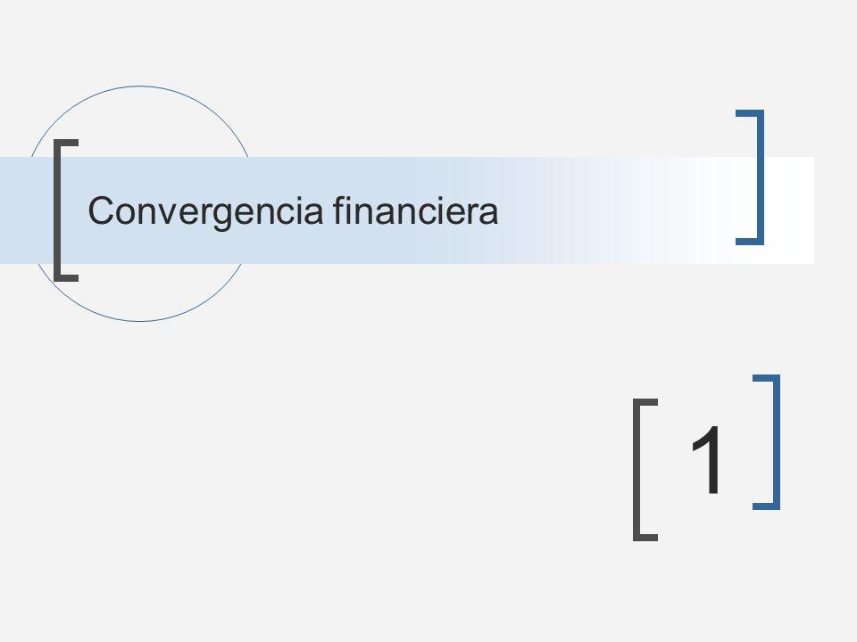 Convergencia financiera
