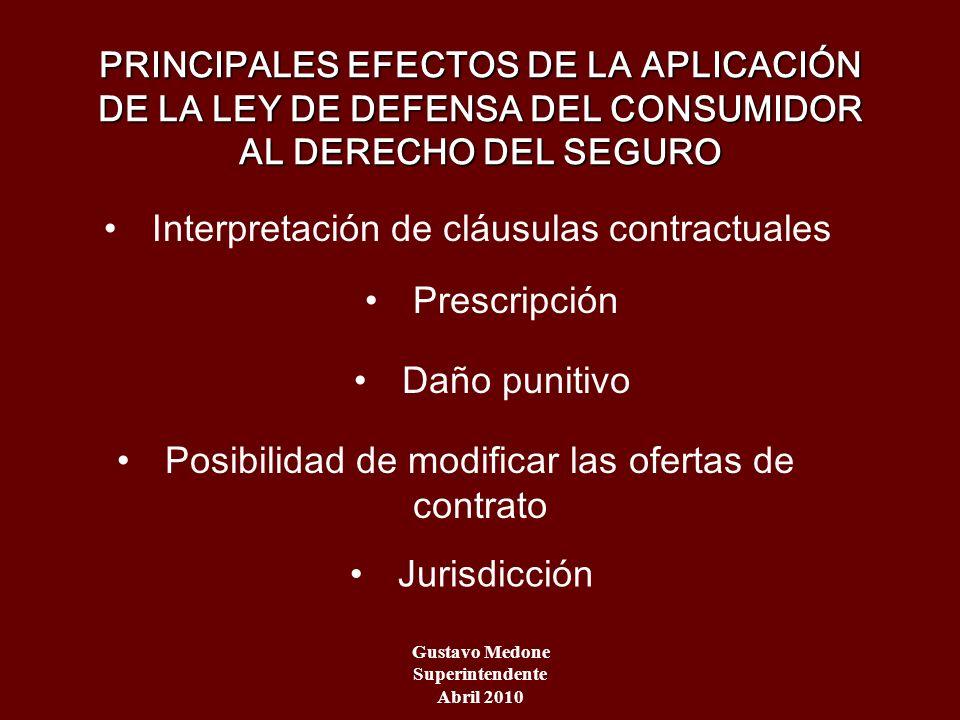 Interpretación de cláusulas contractuales