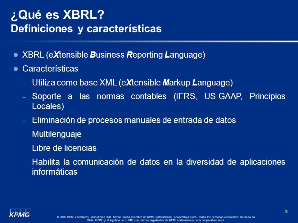 what is the xBRL ?