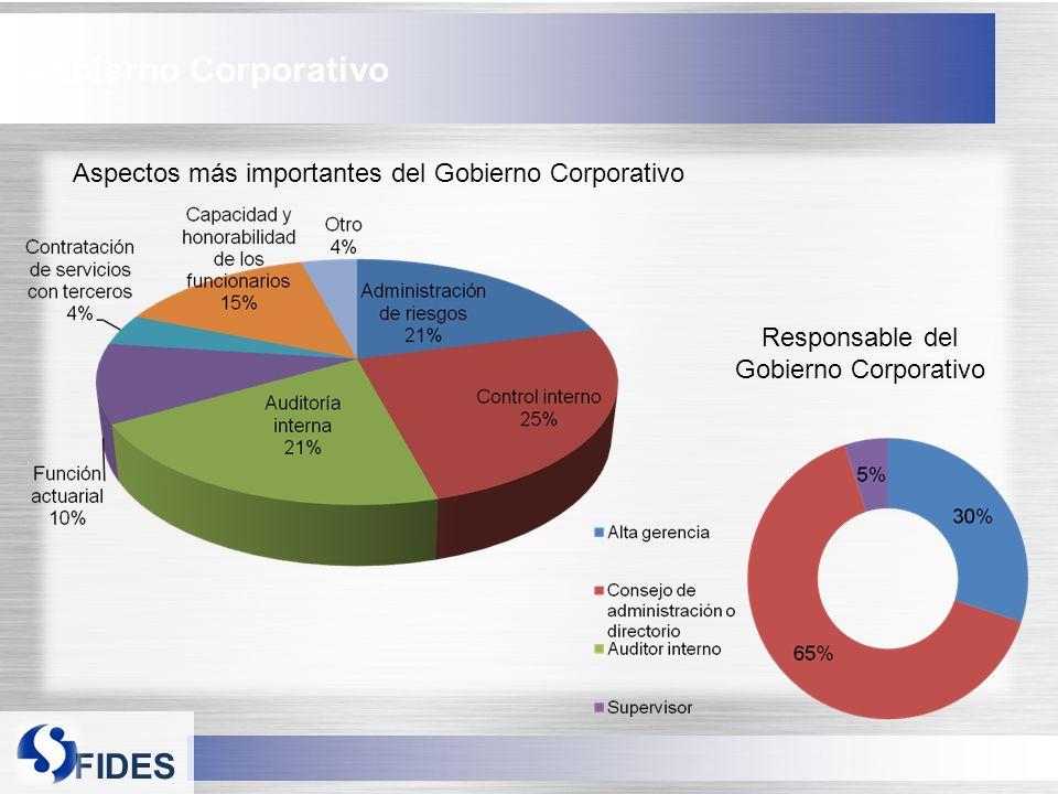 Gobierno Corporativo Aspectos más importantes del Gobierno Corporativo
