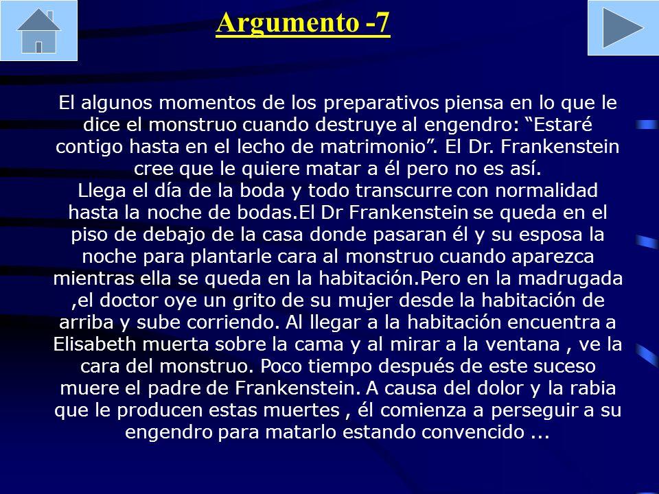 Argumento -7