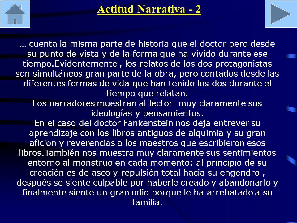 Actitud Narrativa - 2