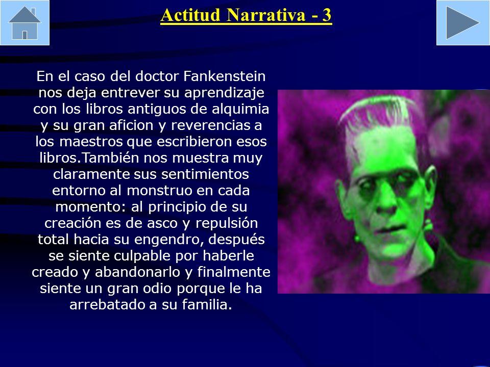Actitud Narrativa - 3