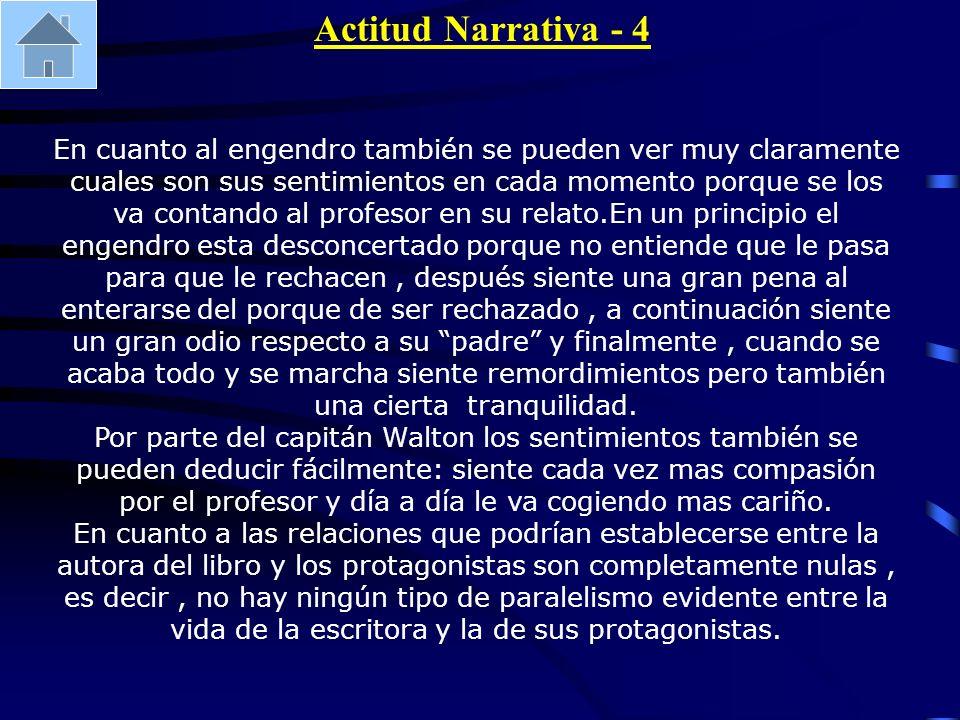 Actitud Narrativa - 4