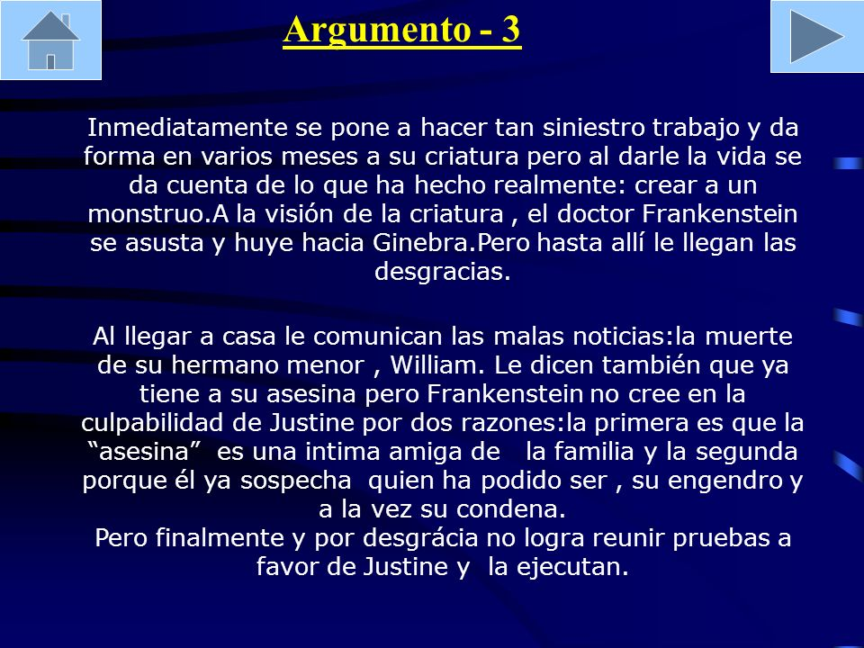 Argumento - 3