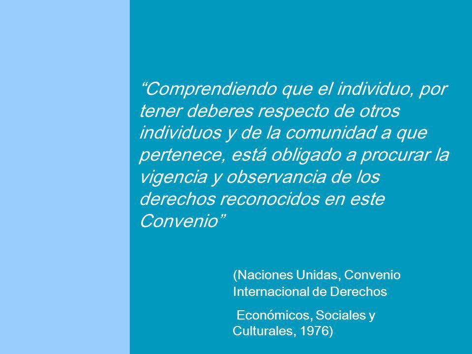 (Naciones Unidas, Convenio Internacional de Derechos