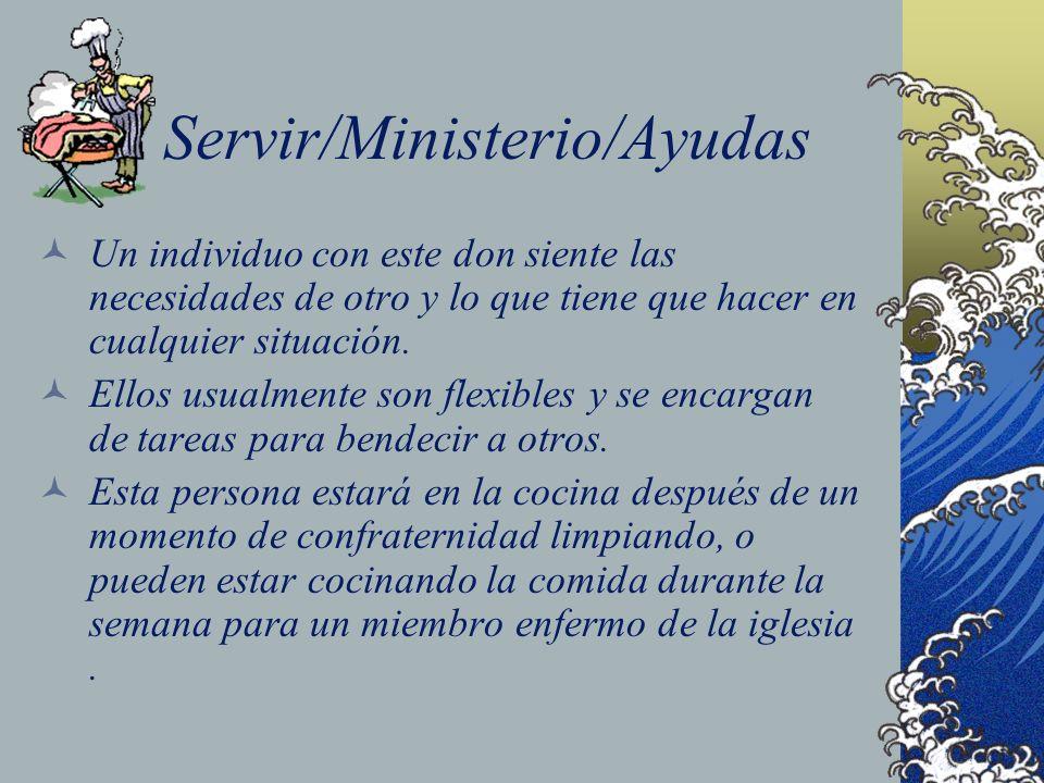 Servir/Ministerio/Ayudas
