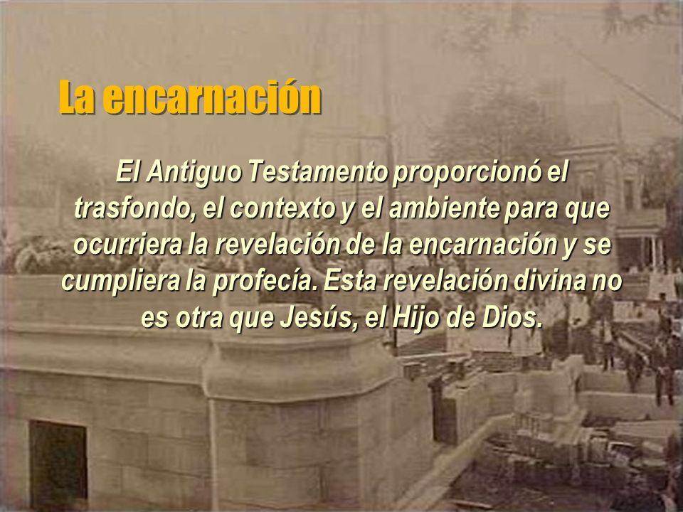 La encarnación