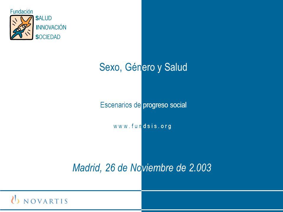 Escenarios de progreso social w w w . f u n d s i s . o r g