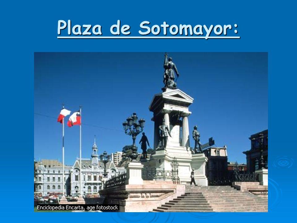 Plaza de Sotomayor: