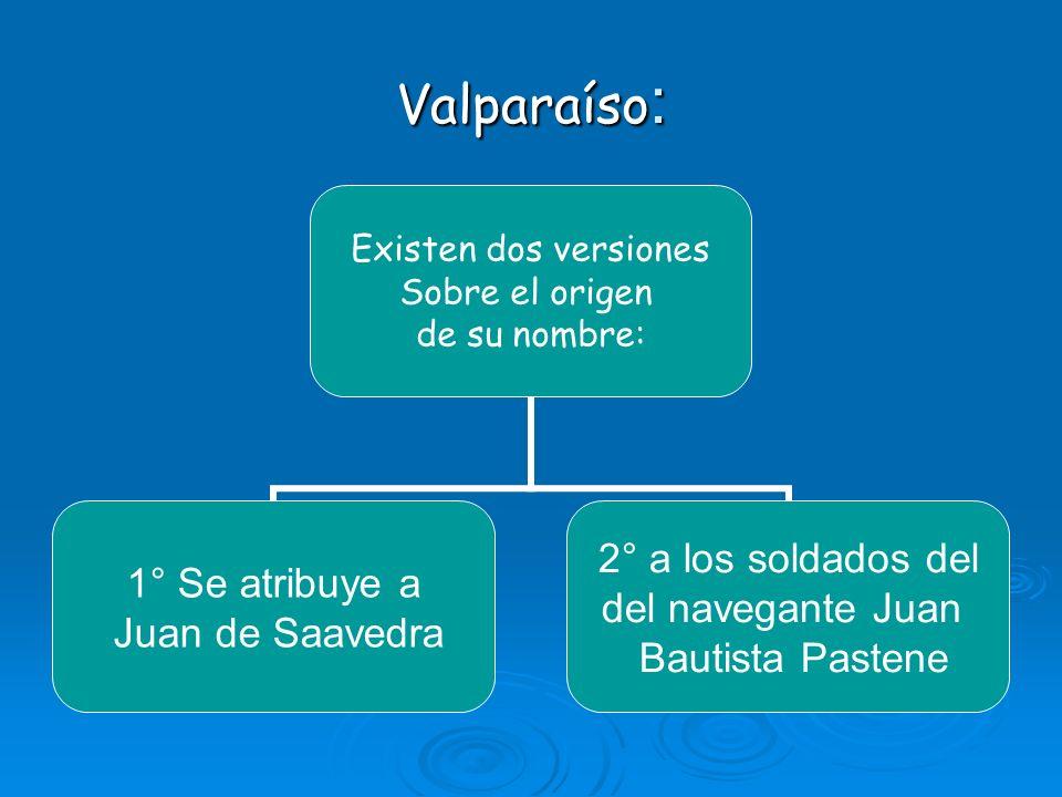 Valparaíso: