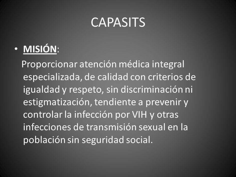 CAPASITS MISIÓN: