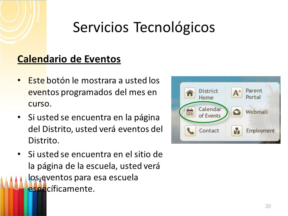 Servicios Tecnológicos