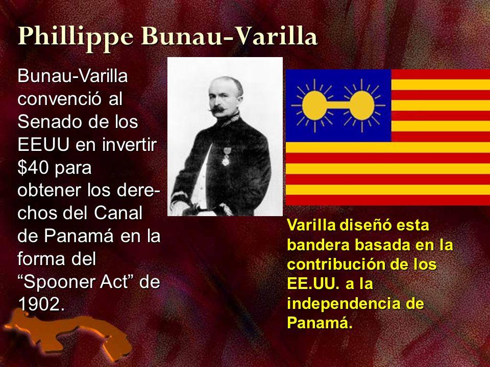 Phillippe Bunau-Varilla