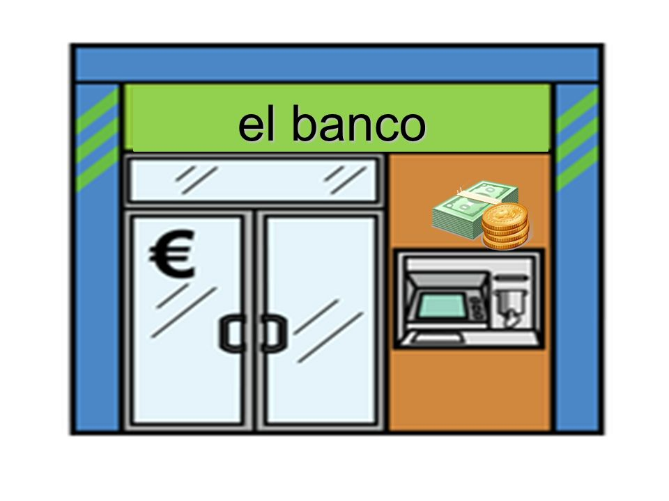 el banco