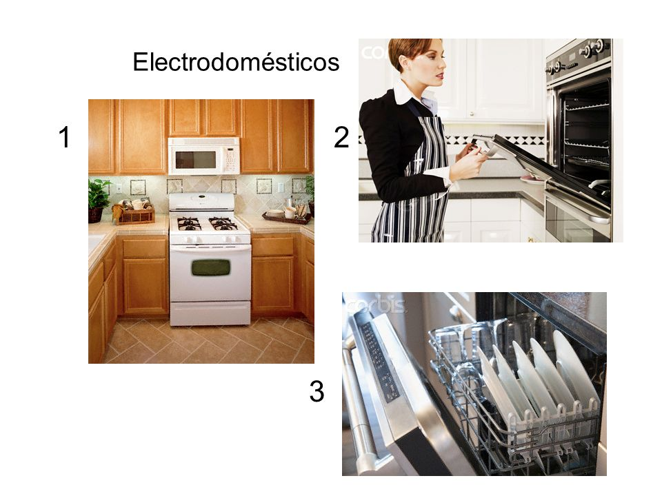Electrodomésticos 1 2 3