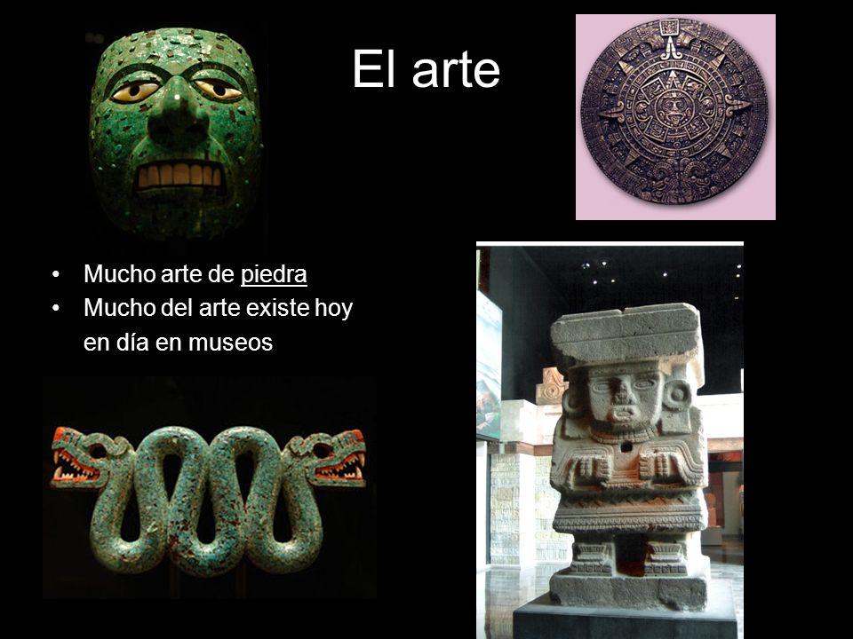El arte Mucho arte de piedra Mucho del arte existe hoy