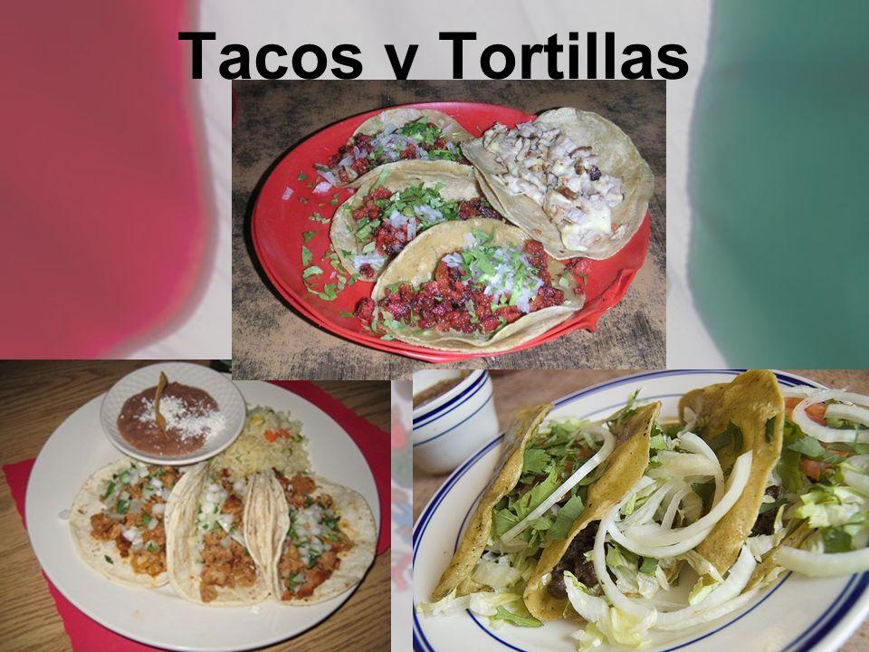 Tacos y Tortillas