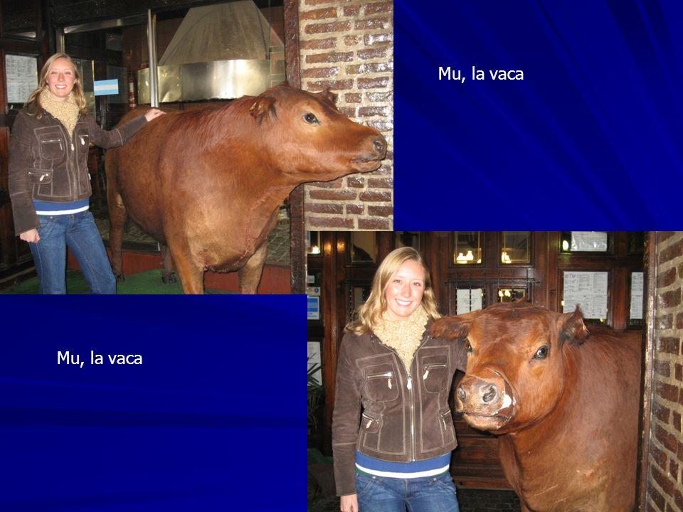 Mu, la vaca Mu, la vaca