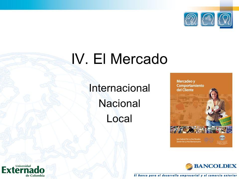 Internacional Nacional Local