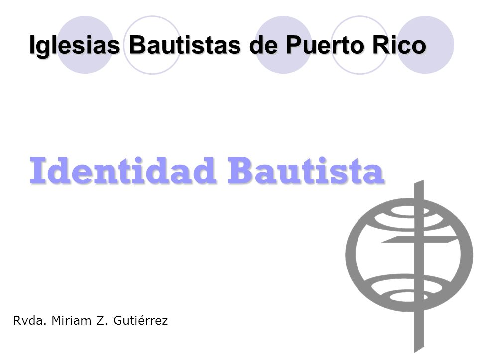 Iglesias Bautistas de Puerto Rico