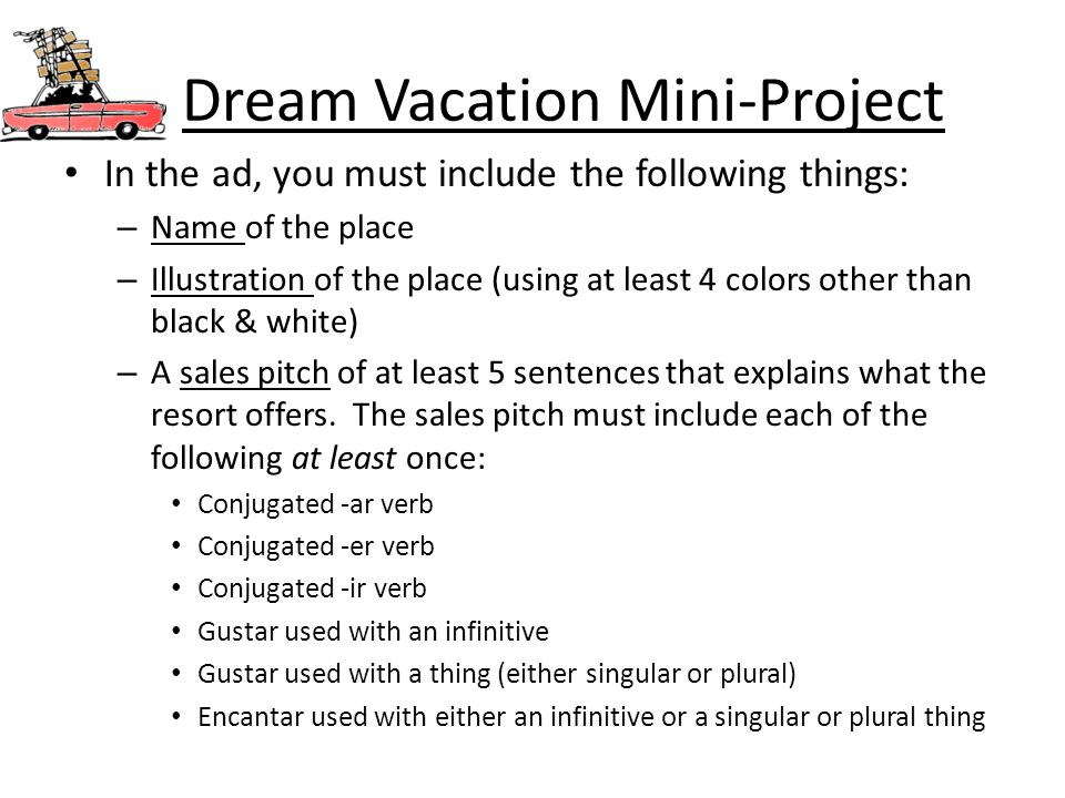 Dream Vacation Mini-Project