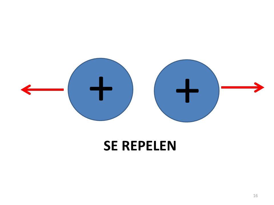 + + SE REPELEN