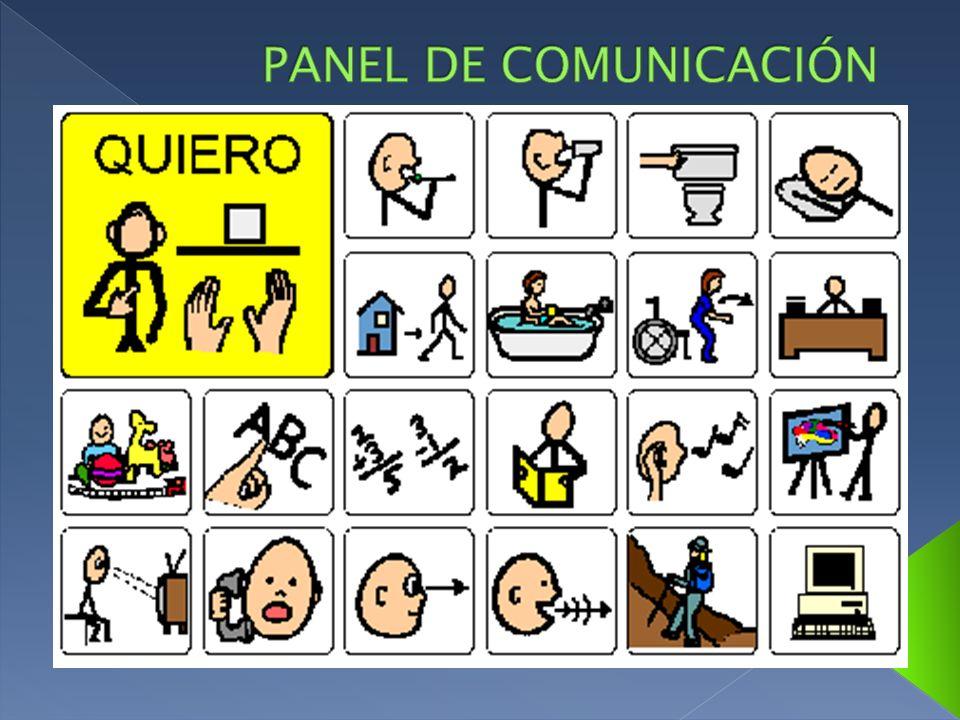 PANEL DE COMUNICACIÓN