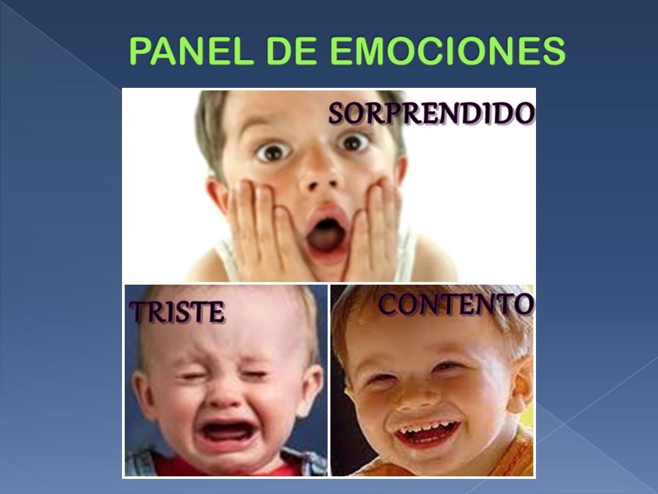 PANEL DE EMOCIONES