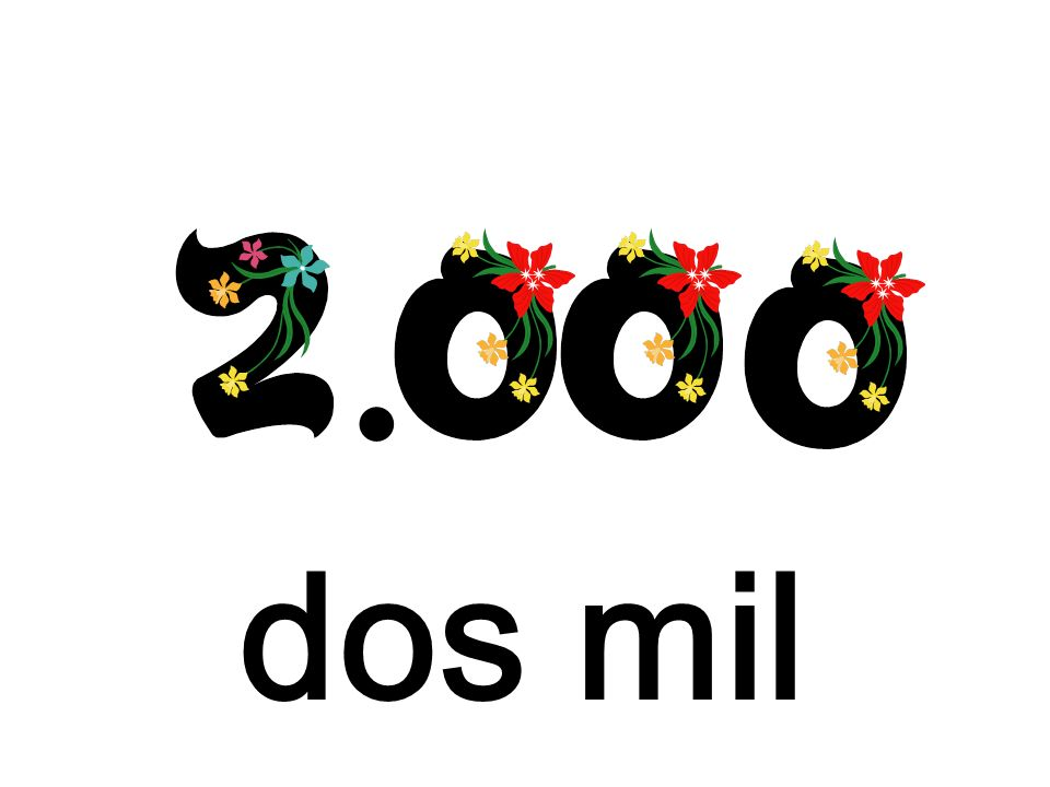 dos mil