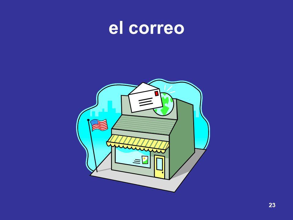 el correo