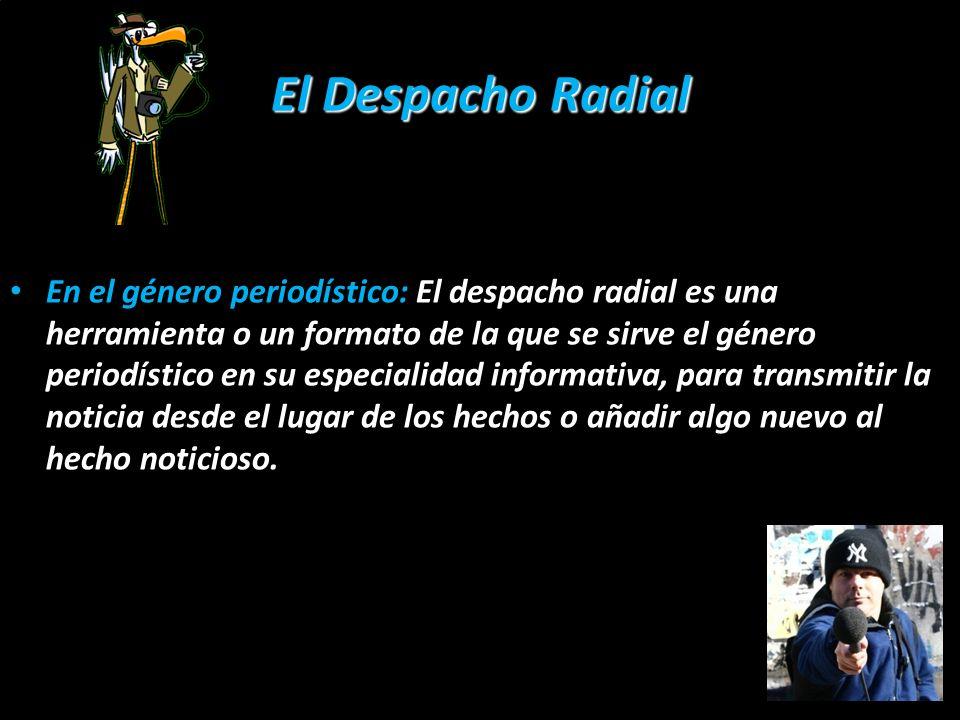 El Despacho Radial