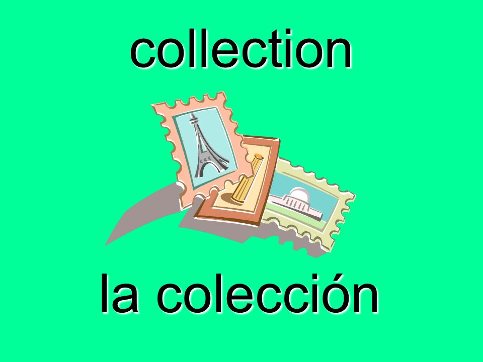 collection la colección