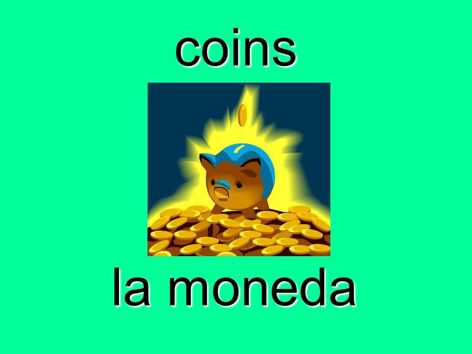 coins la moneda