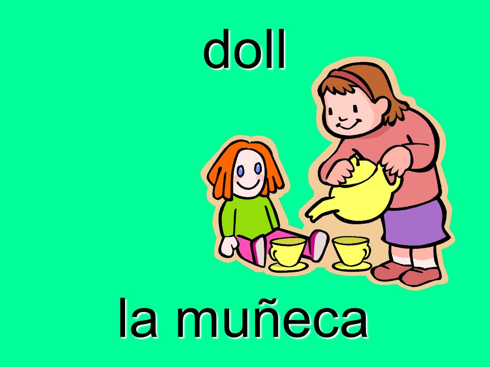 doll la muñeca