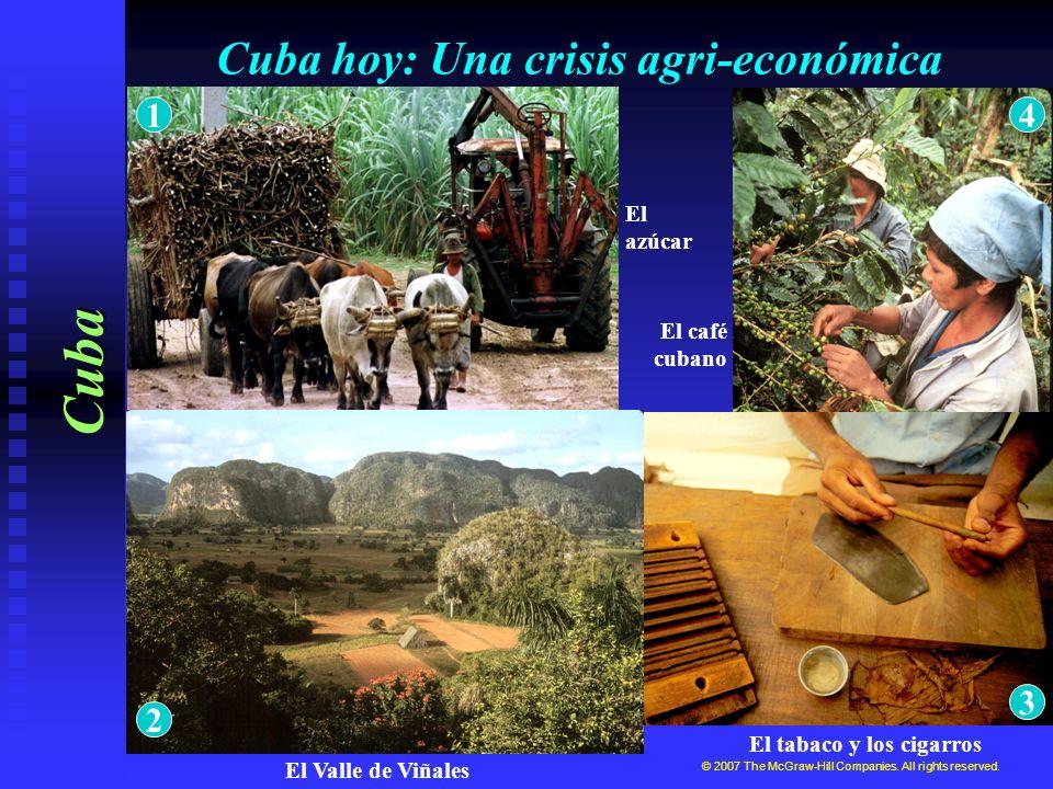 Cuba hoy: Una crisis agri-económica