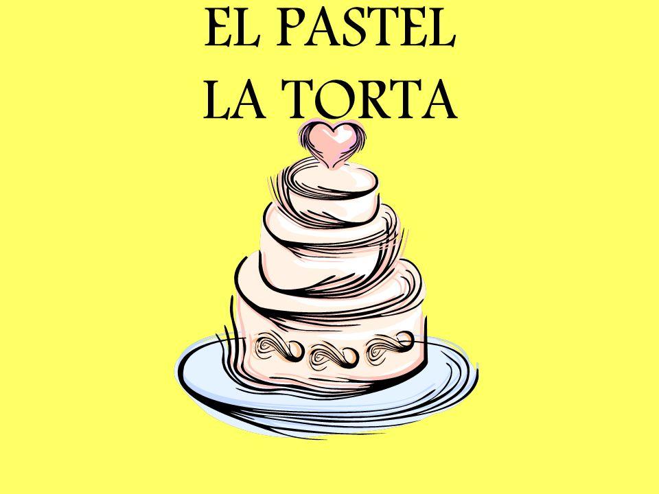 EL PASTEL LA TORTA